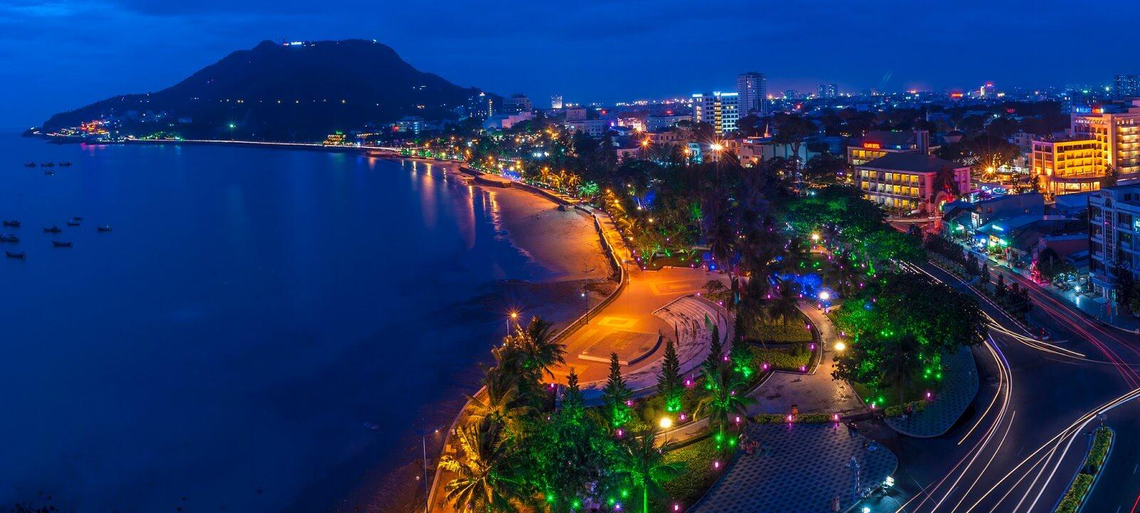 địa điểm chơi đêm Vũng Tàu