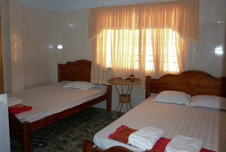 nhà nghỉ đường Chương Dương ở Quy Nhơn