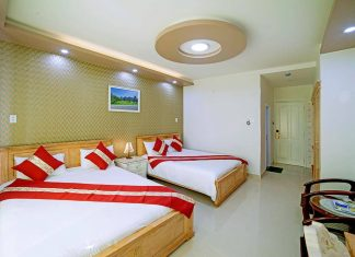 nhà nghỉ giá rẻ ở Vũng Tàu gần biển