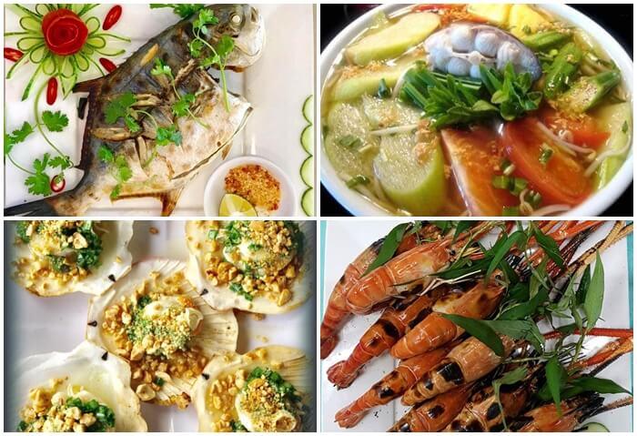 Quán cơm trưa ngon ở Vũng Tàu
