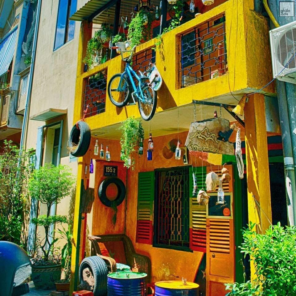 quán cafe Vũng Tàu máy lạnh